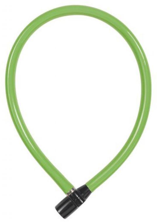 Dětský zámek ABUS 1900 Kids, 55 cm, barva zelená (Dětský zámek na kolo, délka 55 cm)