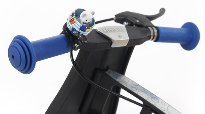 Zvonek Medvídek First Bike (originální zvonek FirstBIKE)