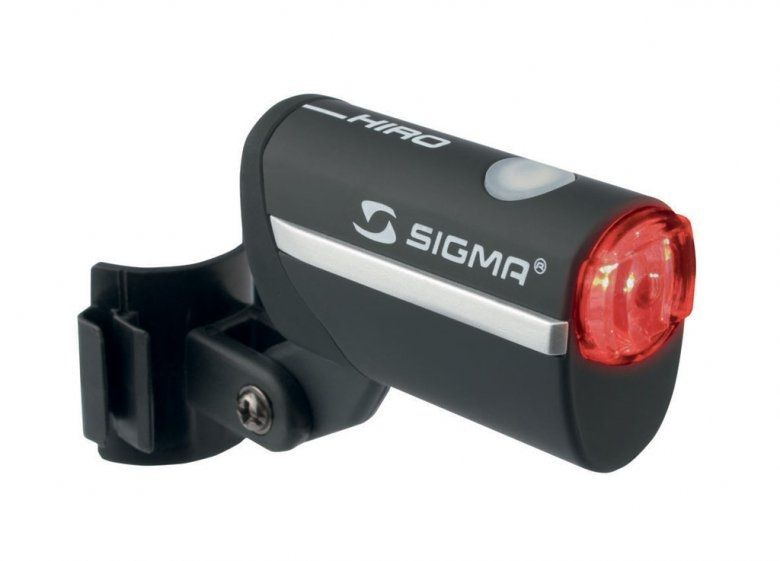Zadní světlo SIGMA HIRO (světlo na kolo - blikačka zadní)