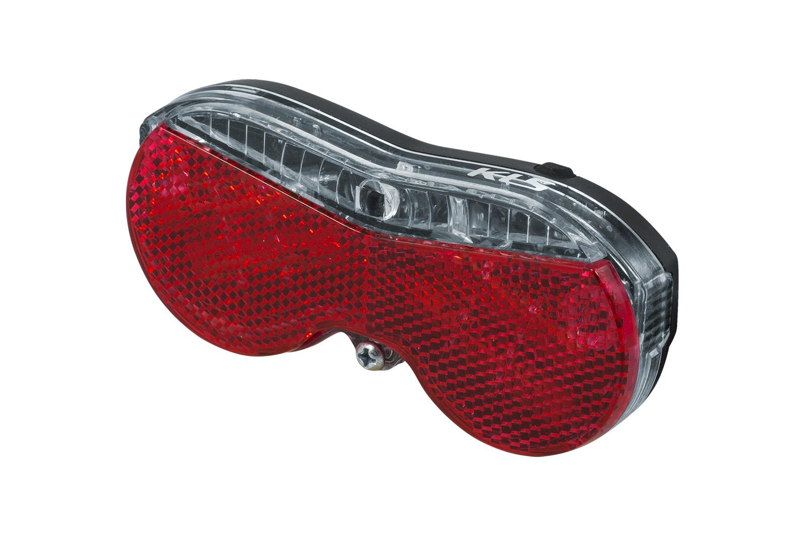 Světlo pro zadní nosič KLS RACKOON (Světlo pro zadní nosič KLS RACKOON)