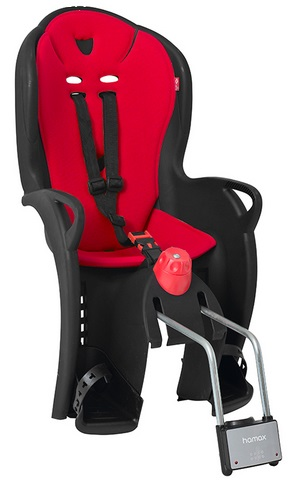 Hamax SLEEPY dětská polohovací sedačka na kolo-cyklosedačka - ZDARMA refl. pásek (Dětská polohovací sedačka na kolo-cyklosedačka Hamax SLEEPY)