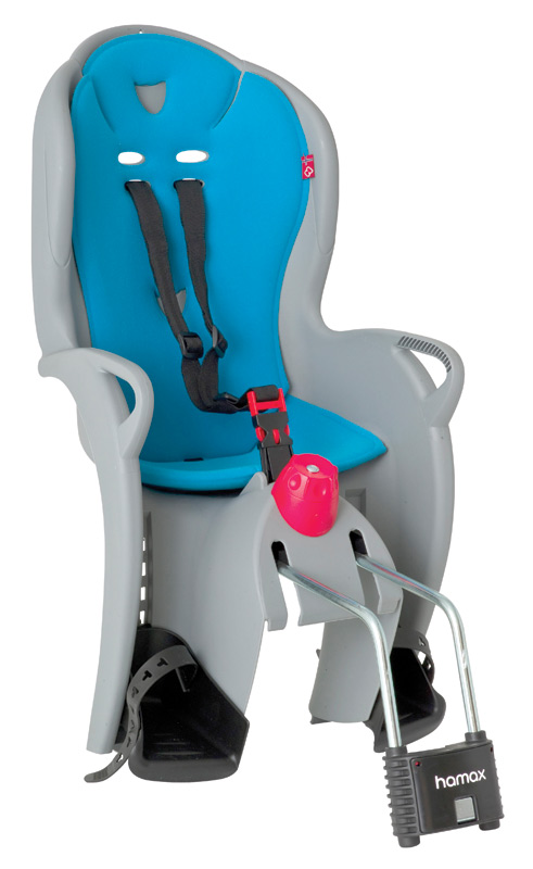 Hamax SLEEPY dětská polohovací sedačka na kolo-cyklosedačka - ZDARMA refl. pásek (Dětská polohovací sedačka na kolo - cyklosedačka Hamax SLEEPY)