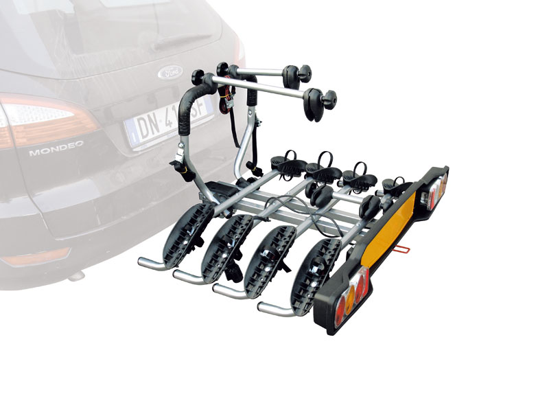 Peruzzo Siena 4 - pro 4 kola - nosič kol na tažné zařízení, ZDARMA dopravné (osobní odběr na prodejně ZDARMA)