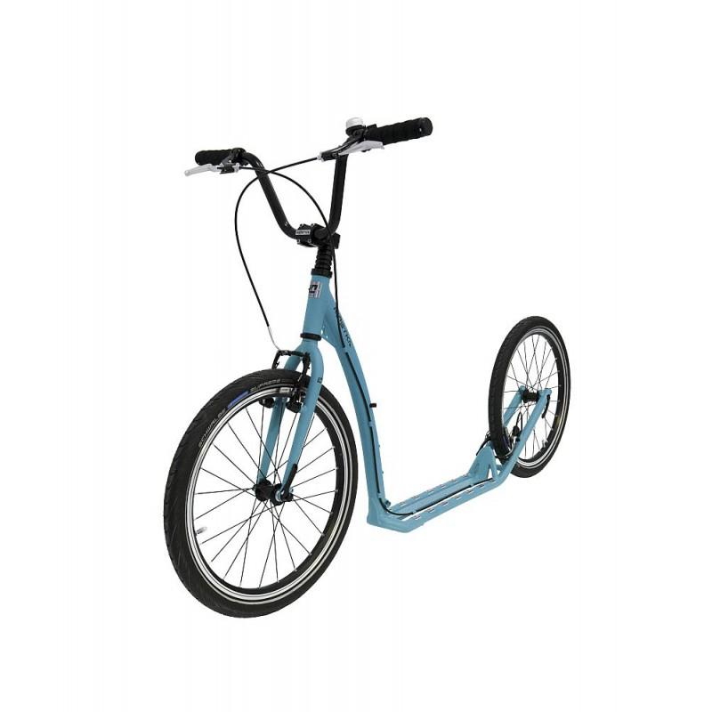 Koloběžka KOSTKA Twenty Star, pastel blue - ZDARMA dopravné (Nakupujte u autorizovaného prodejce