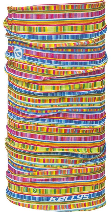 Kellys Multifunkční šátek ILLUSION yellow