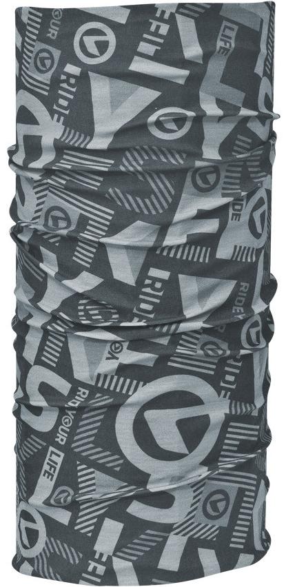 Kellys Multifunkční šátek RIDE YOUR LIFE black