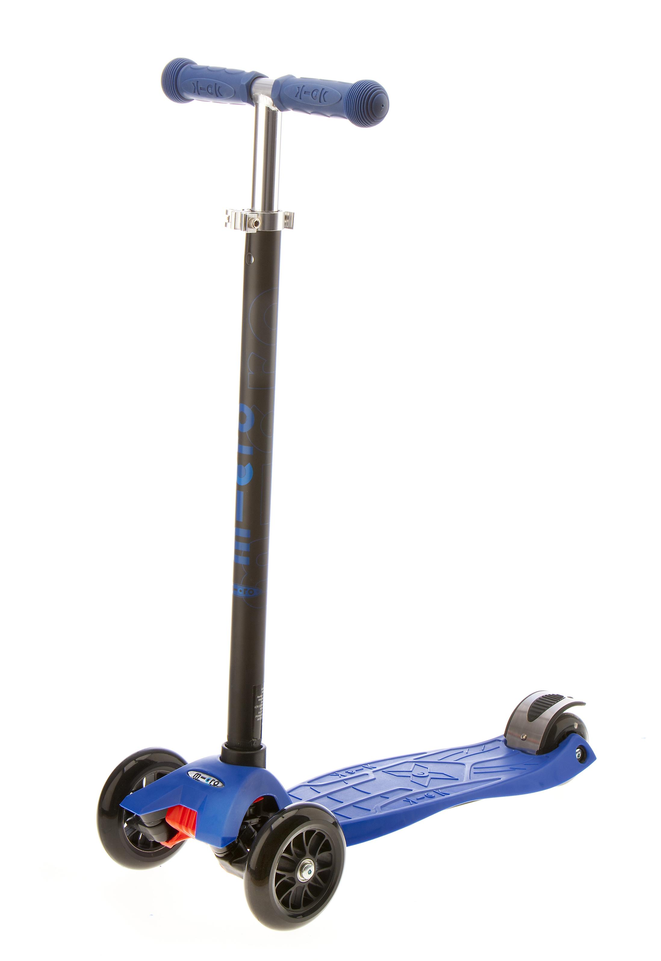 Micro Maxi T-bar modrá