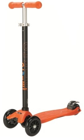 Micro Maxi T-bar oranžová