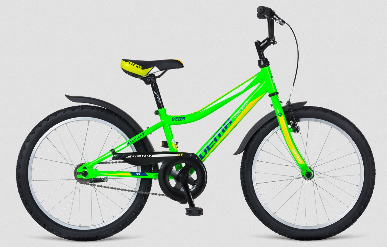 "Dema Vega 20"" green-yellow 2017"