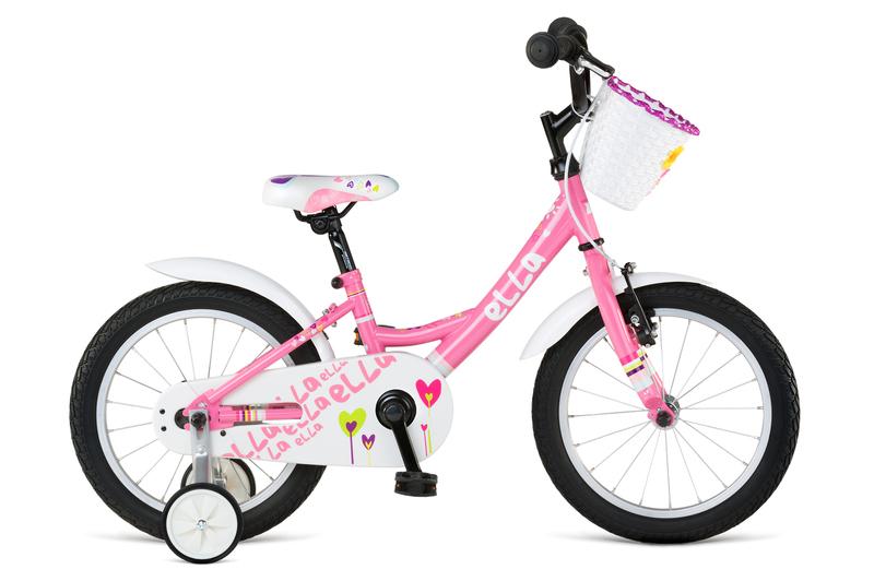 """Dema ELLA 16"""" 2017 pink"""