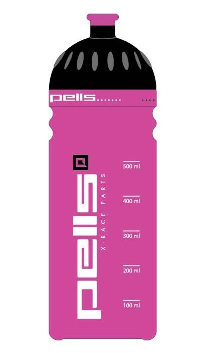 Cyklistická lahev X-RACE růžová, objem 0,7l