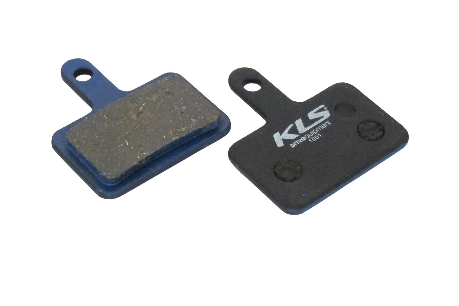 Brzdové destičky KLS D-04