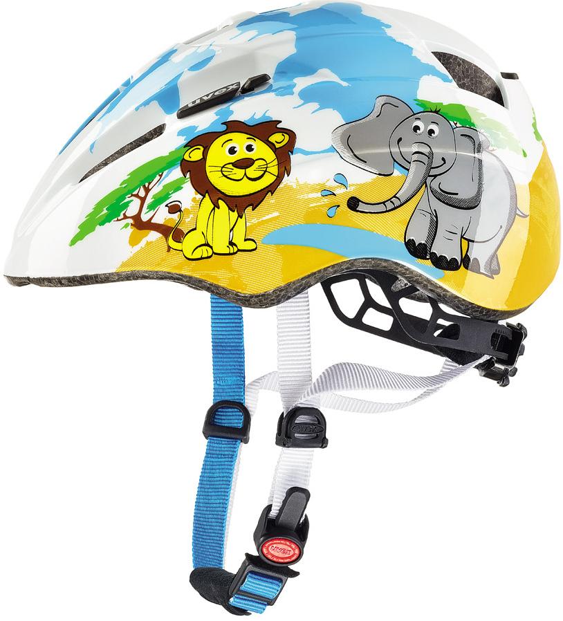 Cyklistická přilba UVEX KID 2, DESERT 2017