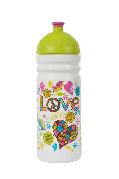 Zdravá lahev hippies 700ml