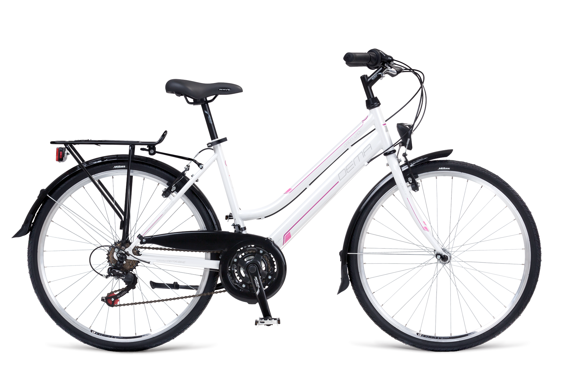 "DEMA ORION Lady 18"" 2017 white"