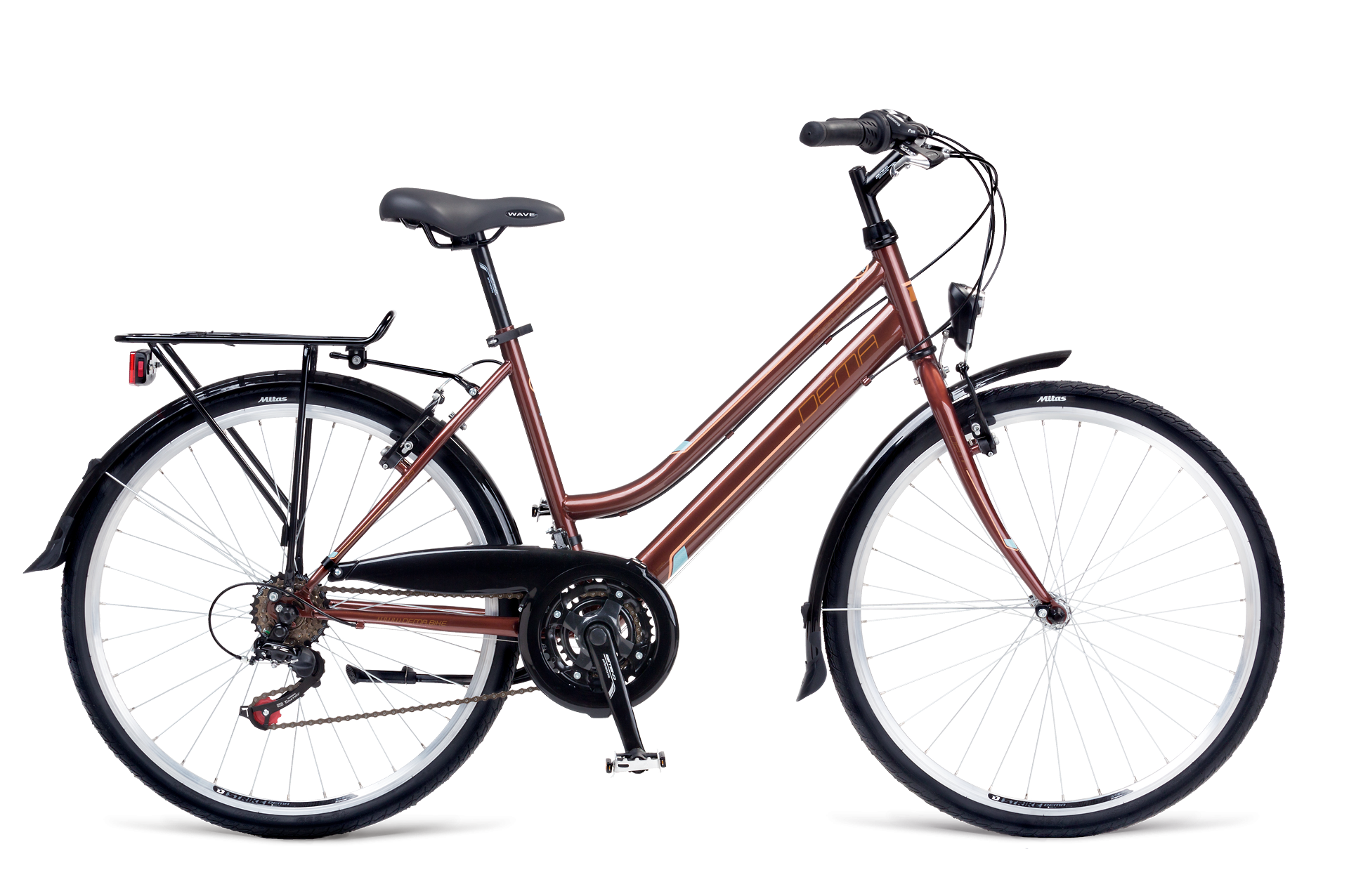 "Dema ORION Lady brown 18"", 2017"