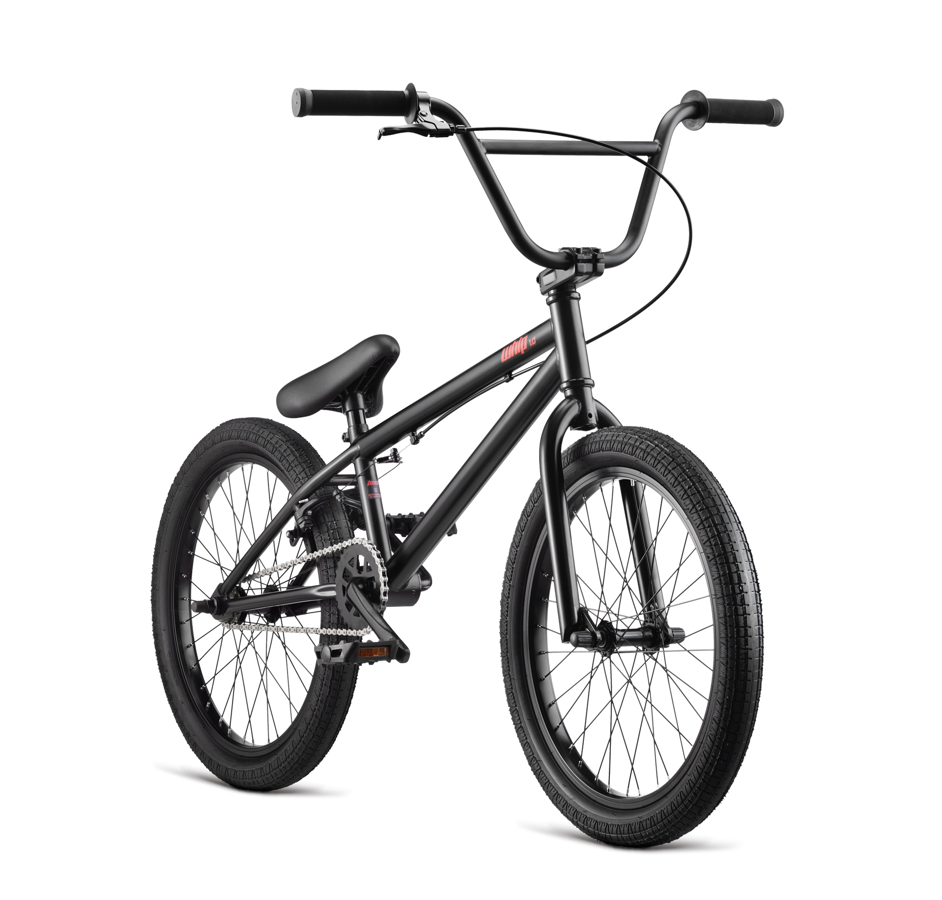 Dema WHIP 1.0 black, 2017