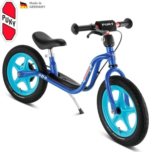 PUKY LR 1Br modré odrážedlo, odstrkovadlo - ZDARMA dopravné (Learner bike standard s brzdou odrážedlo, odstrkovadlo)