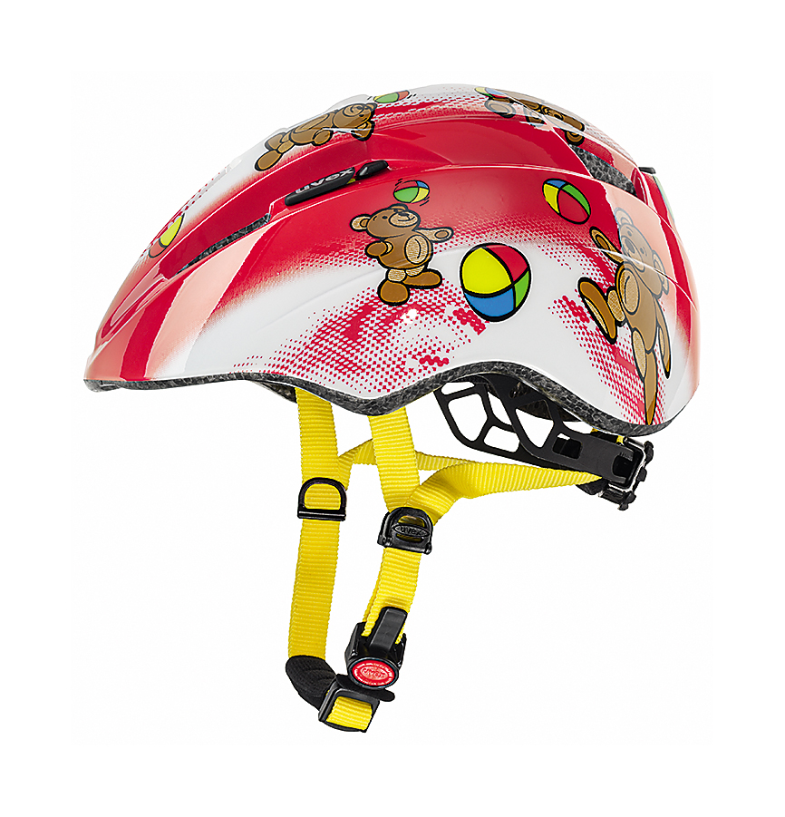 Cyklistická přilba UVEX KID 2, BEARS 2017
