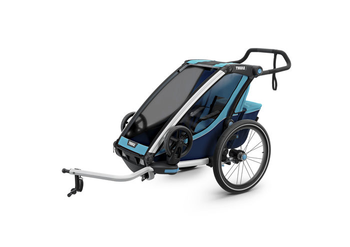 THULE CHARIOT CTS CROSS1, BLUE, 2017