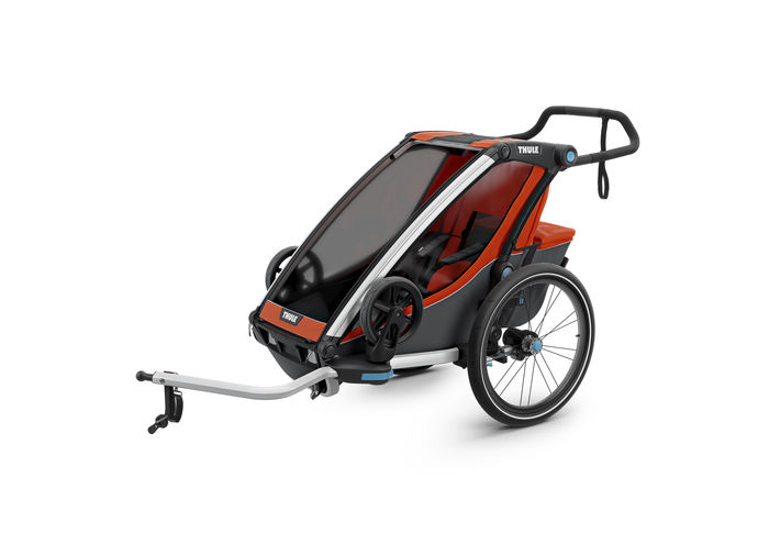 THULE CHARIOT CTS CROSS1, ORANGE, 2017