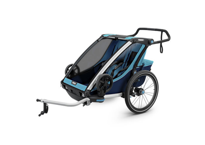 THULE CHARIOT CTS CROSS2, BLUE, 2017