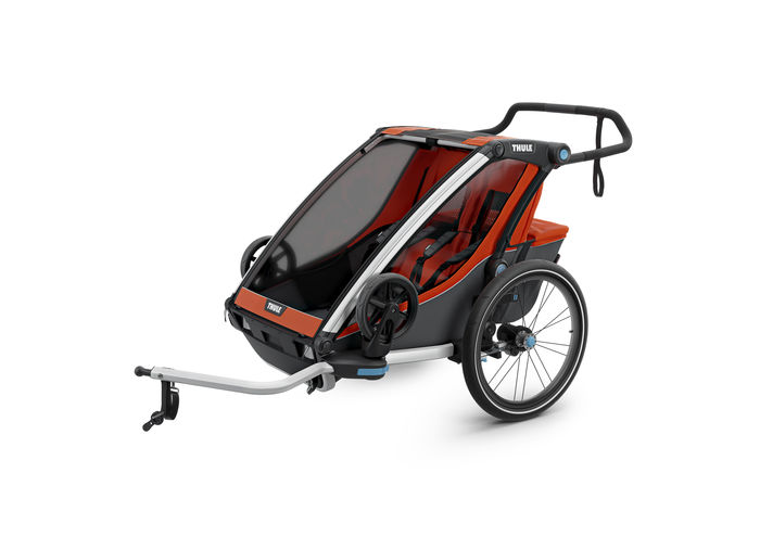 THULE CHARIOT CTS CROSS2, ORANGE, 2017