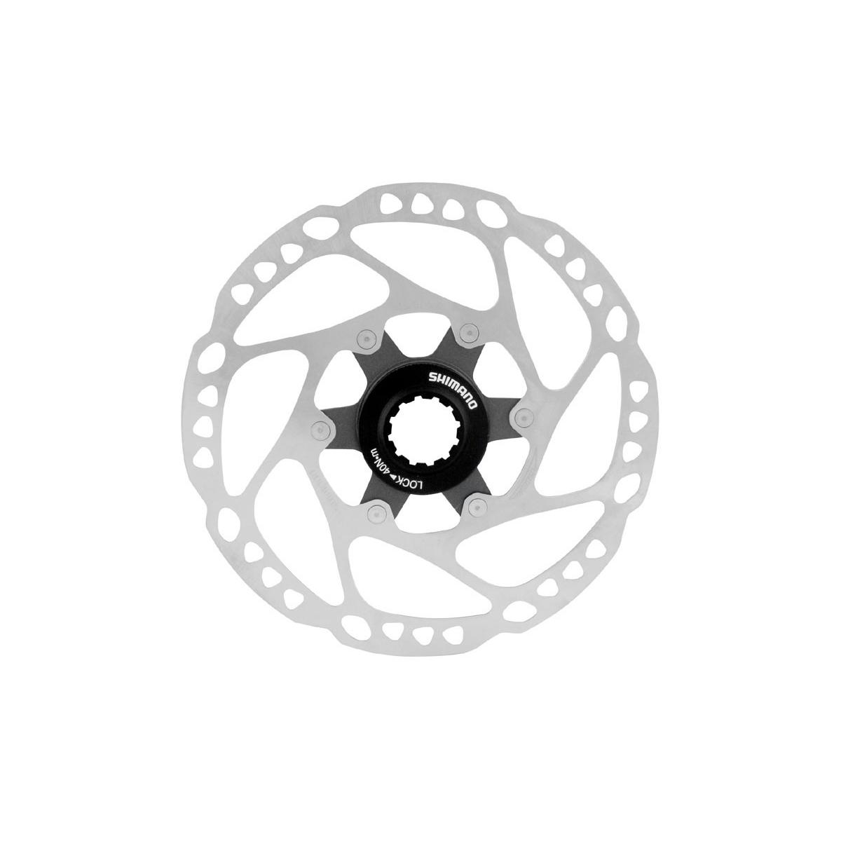 Brzdový kotouč SH SMRT64 CENTER LOCK 160 mm, stříbrný