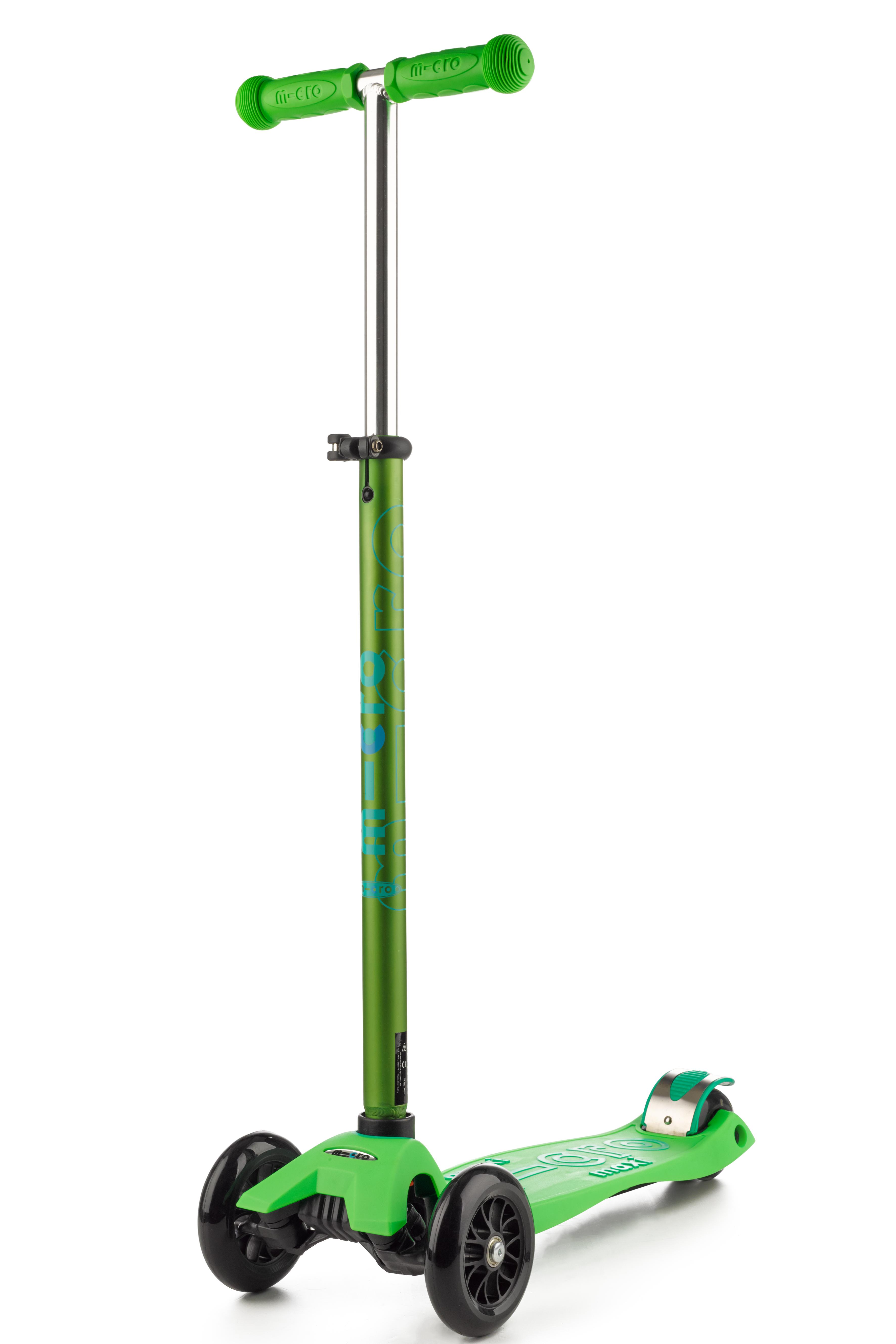 Koloběžka Maxi Micro Deluxe Green