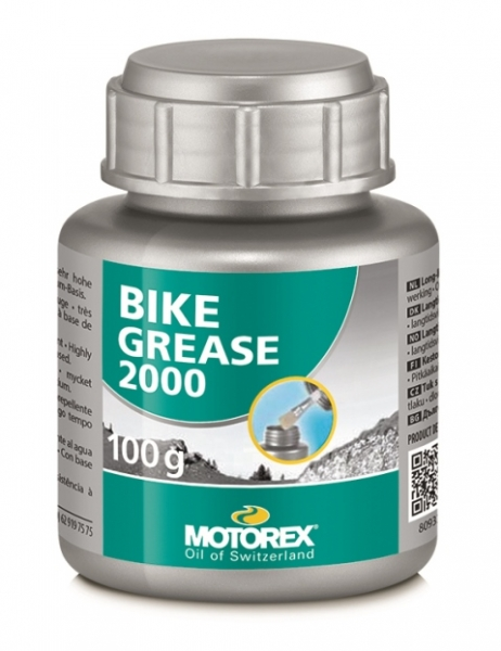 Vazelína MOTOREX Bike Grease 100g