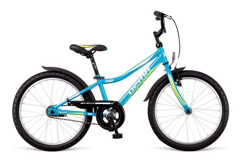 "DEMA VEGA 20"" 2018 blue-green-white"