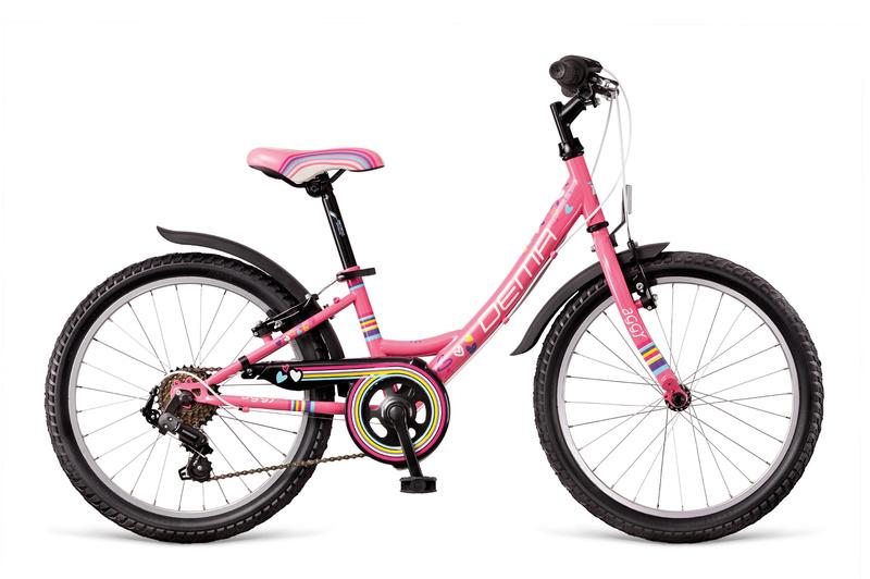 """DEMA AGGY 20"""" 6sp 2018 pink"""