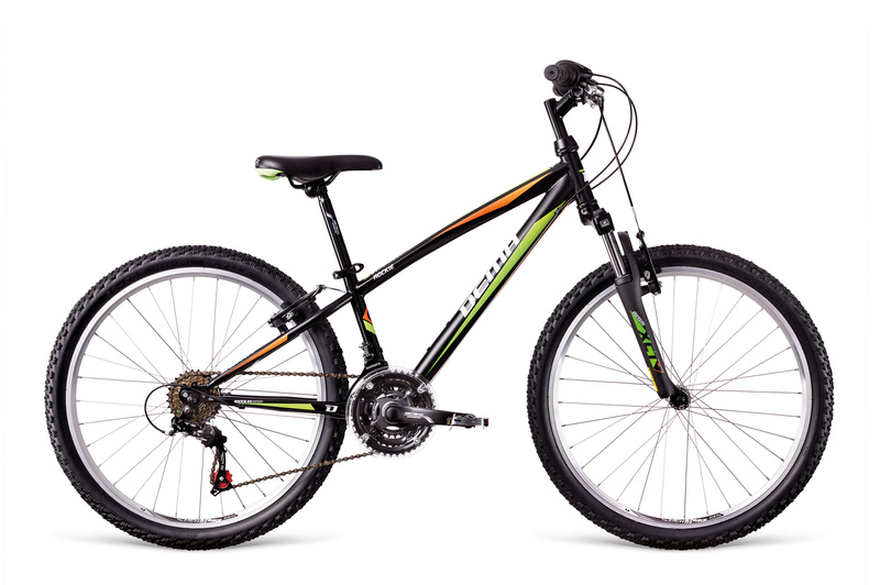 "DEMA ROCKIE 24"" SF 2018 black-green-orange"