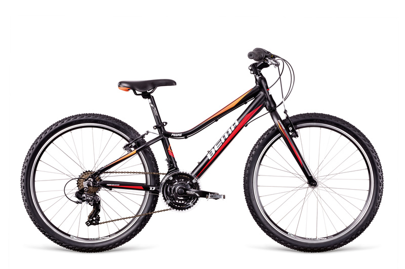 "DEMA PEGAS 24"" 2018 black-red-orange"