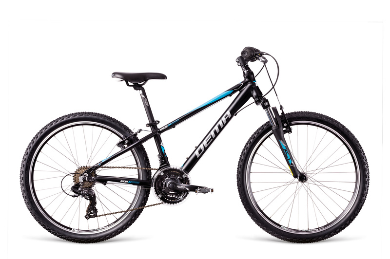 "DEMA RACER 24"" SF 2018 black-blue-white"