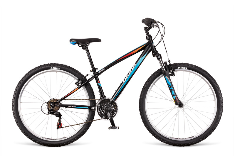 "DEMA ROCKIE 26"" SF 2018 black-blue-red"
