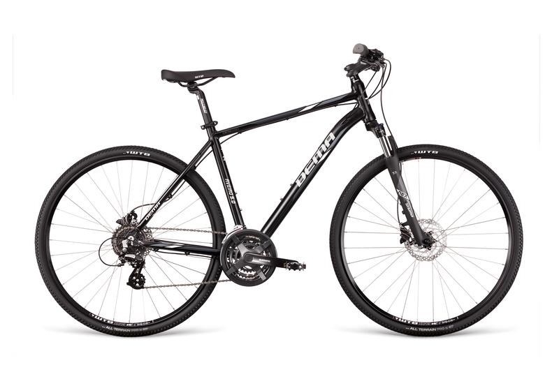 "DEMA AVEIRO 5.0 18"" 2018 black-gray-white"