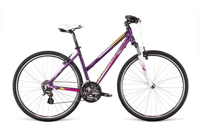 "DEMA GAETA 5.0 16"" 2018 violet-pink"