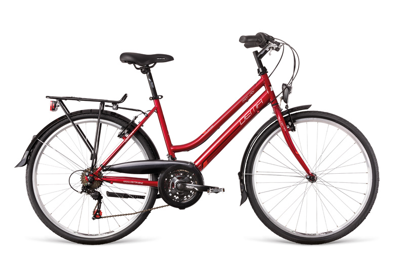 "DEMA ORION Lady 18"" 2018 red-white-black"