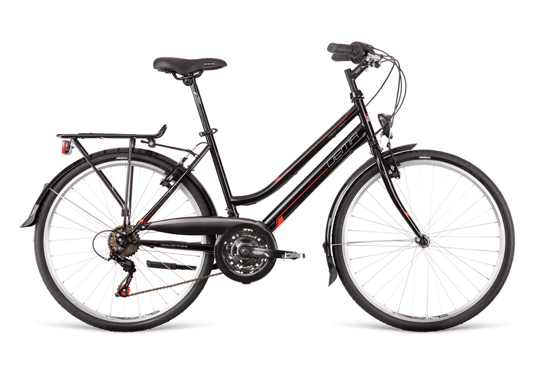 "DEMA ORION Lady 18"" 2018 black-grey-red"