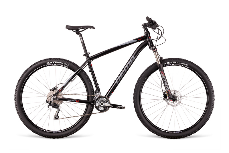 "Dema ENERGY 9.0 LTD 2018 19"" black-grey"