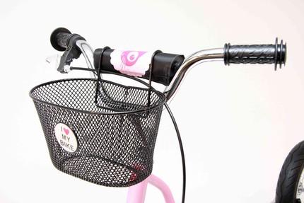 Košík na řidítka Yedoo dětský (pro kola, koloběžky a odrážedla)