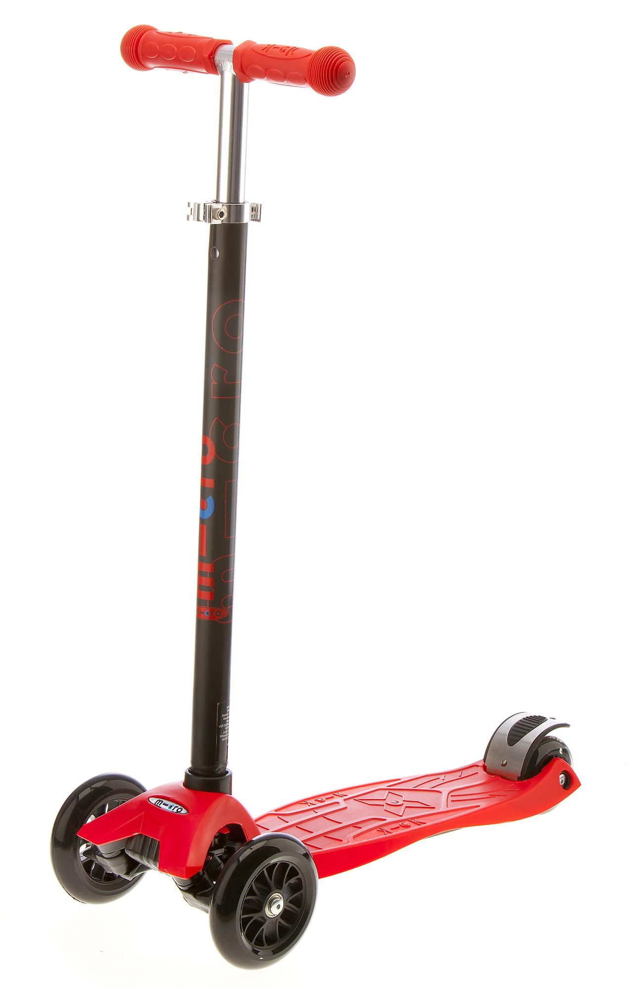 Micro Maxi T-bar červená