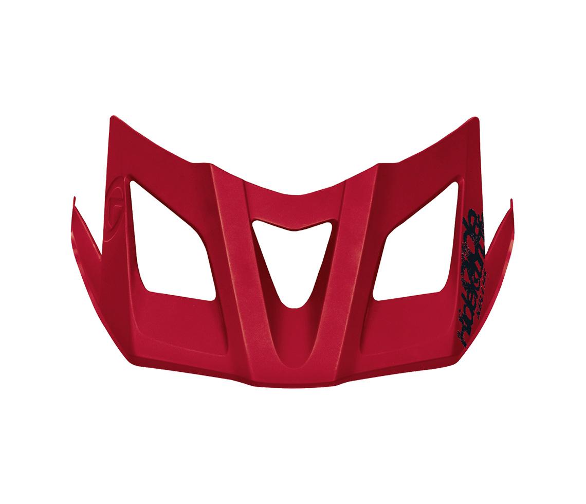 Náhradní štít pro přilbu RAZOR ruby red, L/XL