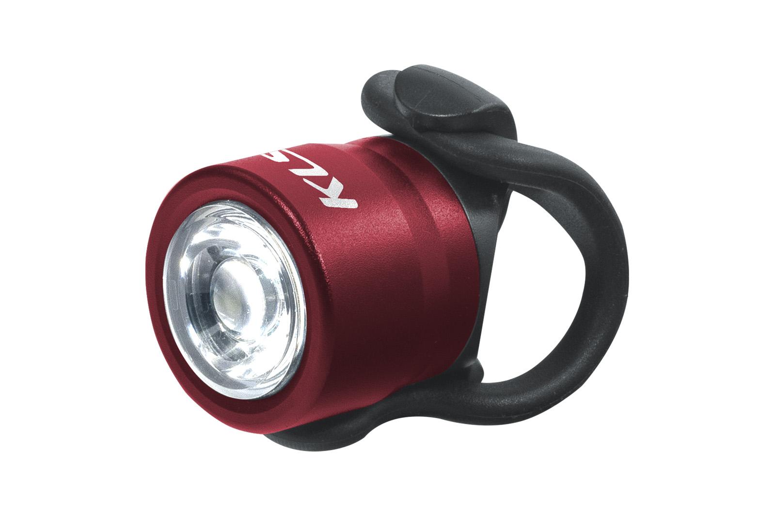 Světlo přední KLS IO F, red