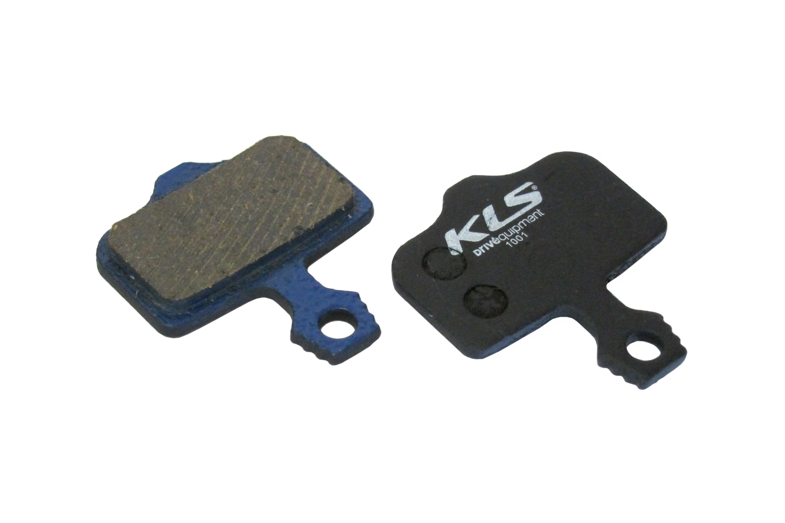Brzdové destičky KLS D-01, organické
