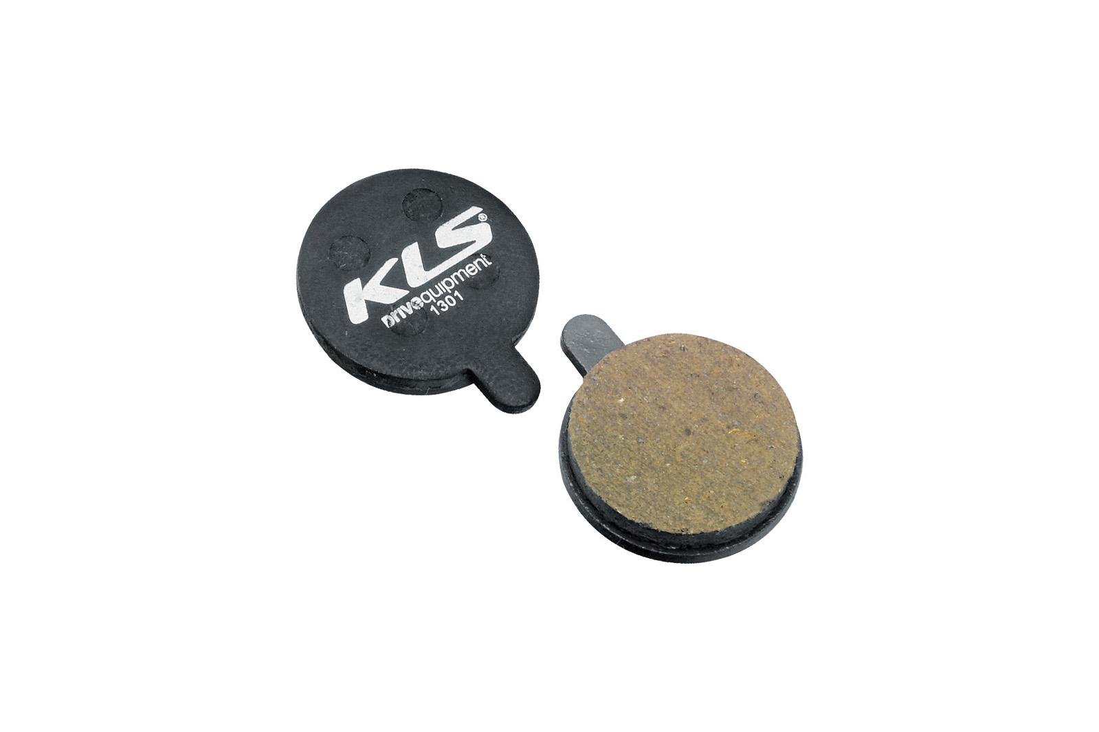 Brzdové destičky KLS D-13, organické