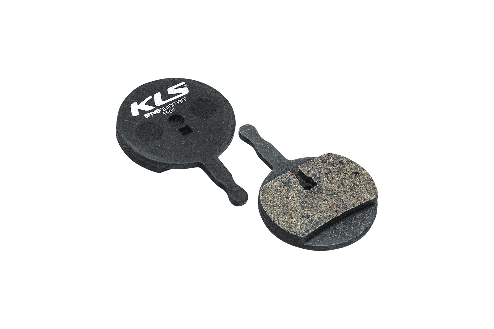 Brzdové destičky KLS D-15, organické
