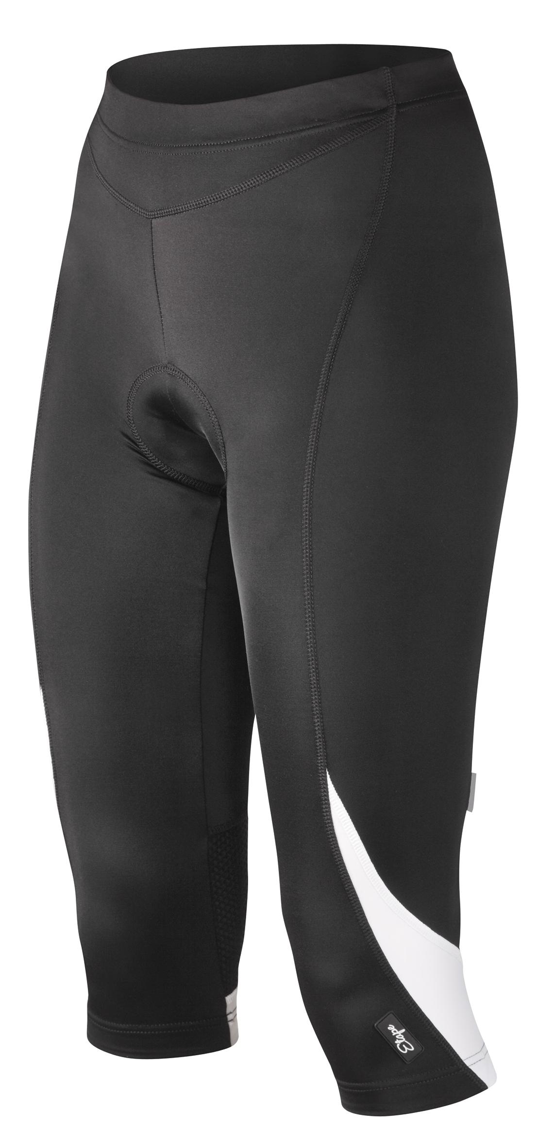 Dámské cyklistické kalhoty ETAPE Natty 3 4 b26fa1e03a