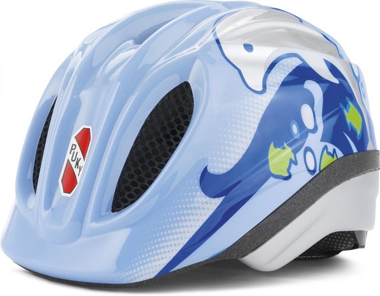 Dětská cyklistická přilba - helma PUKY, vel. 48 až 59 cm (Velikost M/L, pro obvod hlavy 48 až 59 cm) - 2013